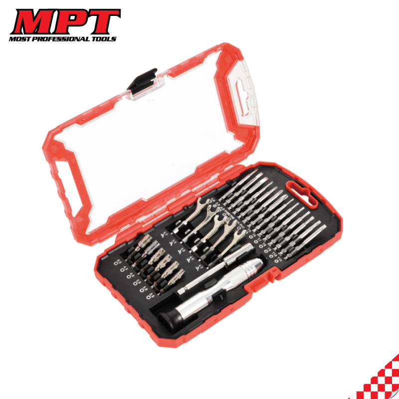 MPT 27pcs Precision Socket And Wrench Set
