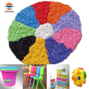 PP PE plastic injection molding color masterbatch raw materials for plastic molding