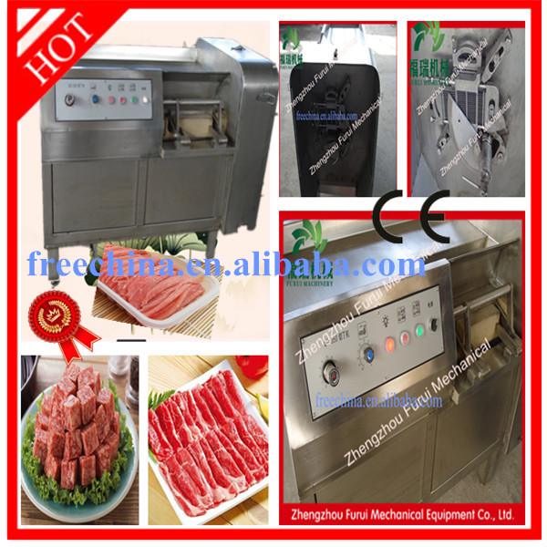 industrial high output meat shredder,meat slicer,frozen meat dicer