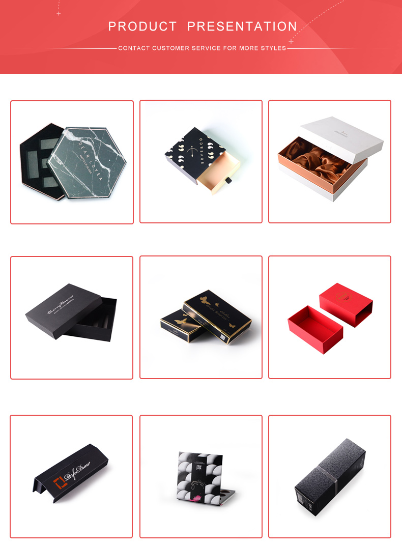 T.S Wholesale Recycled Paper Cardboard Bracelet Jewellery Packaging Gift Boxes for Jewelry