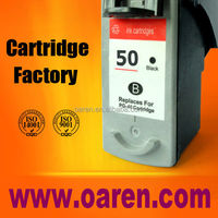 recharge cartridges for canon pg-50 high capacity pg50 inkjet ink