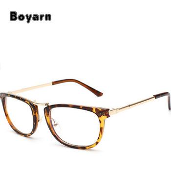 82e3de7c51 2017 Japan Computer Anti Blue Ray Glasses Men Women Nerd Eyeglasses Frame  Brand Full Rim Glasses