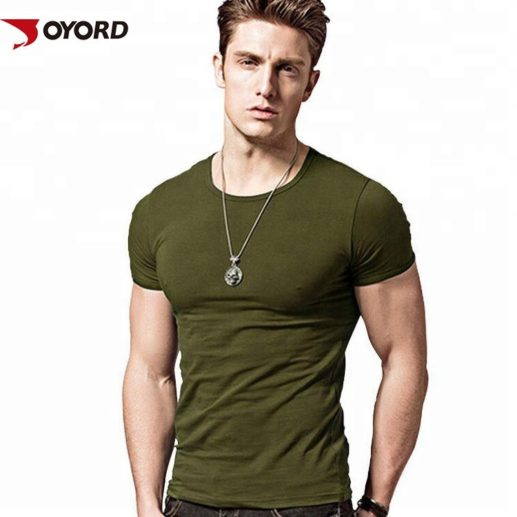 OEM Dry Fit One Piece Sport Shirt International Basic Source T Shirt