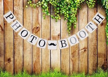 Hen Pesta Dan Dekorasi Pernikahan Photo Booth Banner Lp3061 Buy