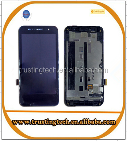 Replace Original 4.5For ZTE Blade Apex 2 Touch Screen Digitizer+LCD Display assembly Repair parts