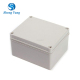 SY 50*50mm ip55 junction box Waterproof Electric Enclosure, ABS Plastic Round Electrical Junction Box