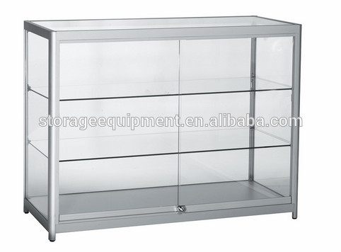 2017 New Design Glass Display Cabinet/jewelry Display Cabinets On ...