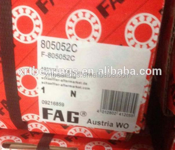 High quality FAG 805052C taper roller bearing F-805052C truck bearing