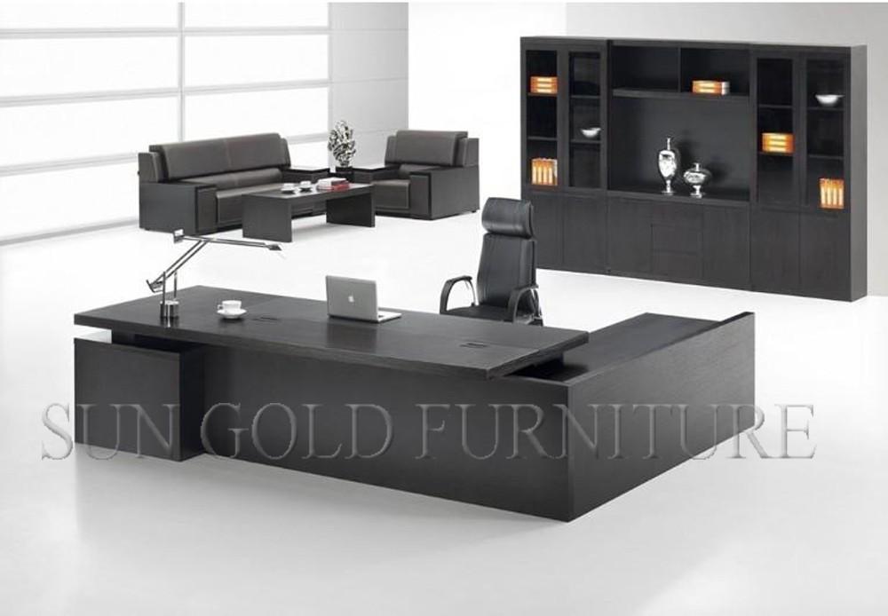 Nouveau mobilier de bureau moderne chic con u patron for Mobilier bureau moderne