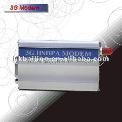 Professional RS232+USB 3G/HSDPA gsm MODEM HC25 module support Voice / FAX / SMS and Data