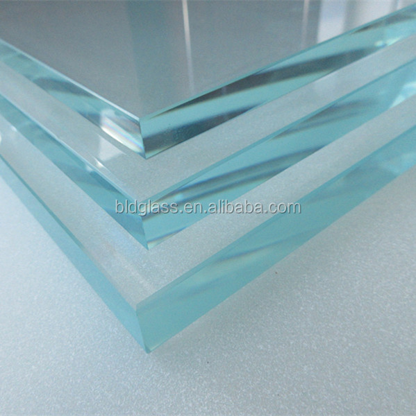 12mm 10mm 8mm 6mm 5mm 4mm clear toughened tempered glass panel