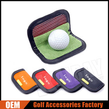 Custom Waterproof Magnetic Pocket Golf Ball Cleaner