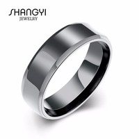 Titanium Tungsten Carbide Ring