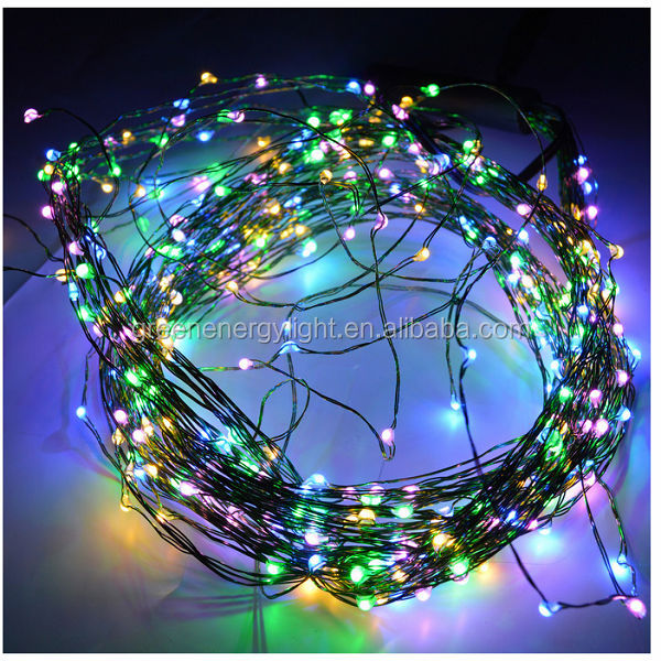 Led Solar Outdoor Christmas Tree Light Led String Lights With ...