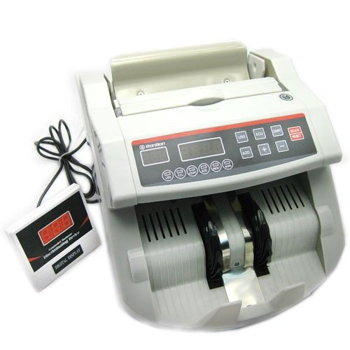 High Quality Free Shipping Multi-Currency Money bill Counter Support Automatic Start and Stop