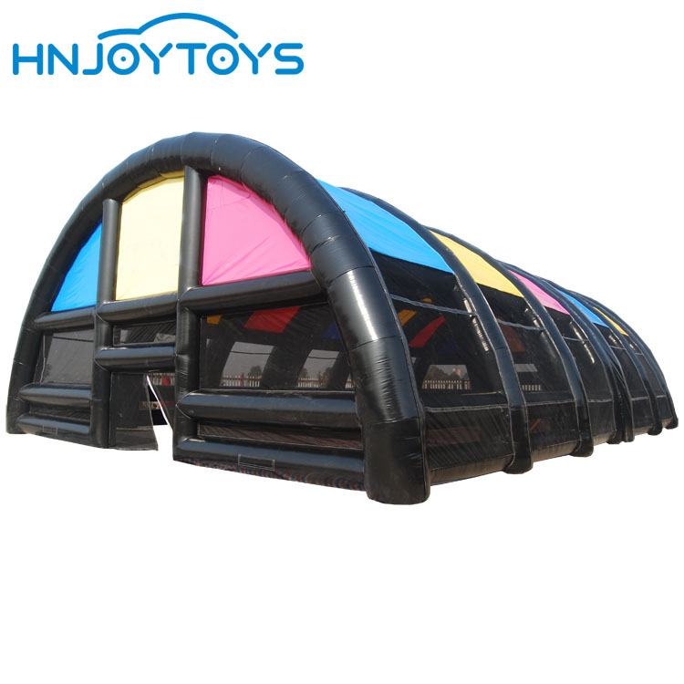 Fast installation very good price  tent with inflatable base for Large-scale business events