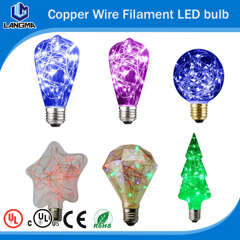 Led Copper Wire Bulb, Led Copper Wire Bulb Suppliers and ...