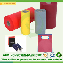 TNT Fabric Raw Material PP Spunbonded Nonwoven for Bag Use