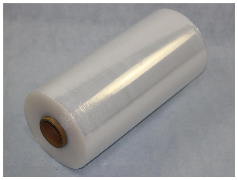 Machine Plastic LLDPE Stretch Film