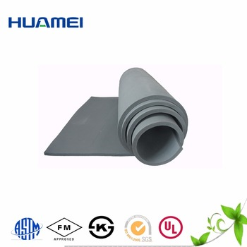 Cheap External And Interior Wall Ceiling Floor Waterproof Heat Insulation  Rubber Foam Material