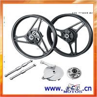 YBR125 motorcycle wheel hub SCL-2014030692