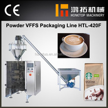 Advanced mocha coffee rotary packaging machinery