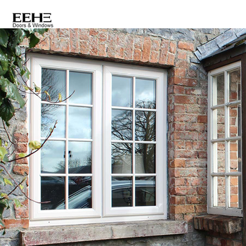Modern French House Window Grill Design