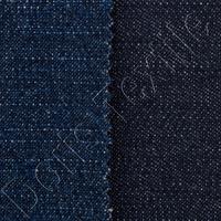 By the yard indigo dyed dark blue 9.7oz soft denim 60