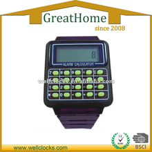 NEW Led digital watches with calculator functions
