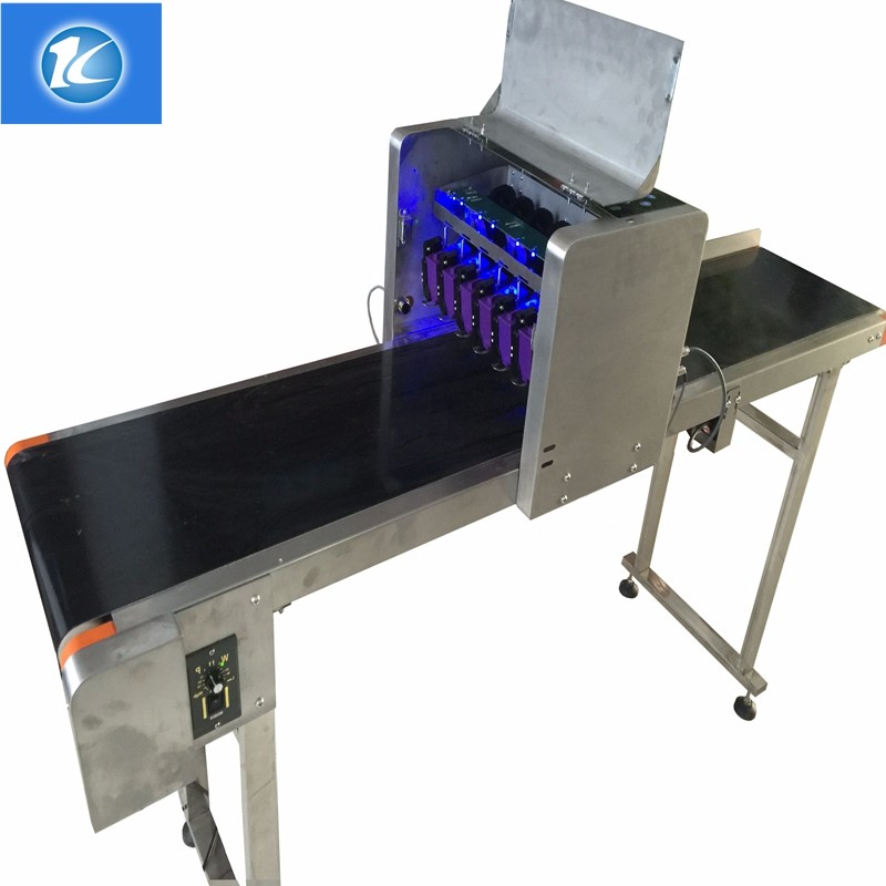 600 DPI High Speed eggs printing machine