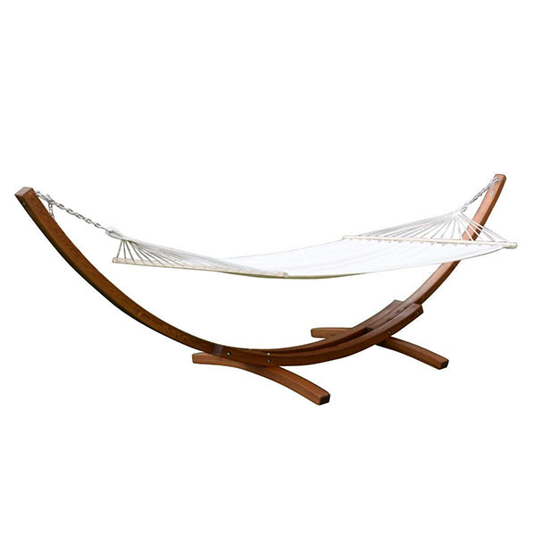 Hot Sale Wooden Hammock with wood stand wooden hammock swing chair hammock swing bed--ODF201