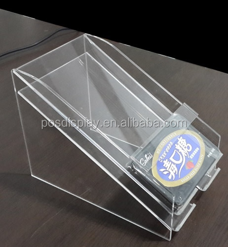 chewing gum acrylic display rack,candy tablet acrylic counter top