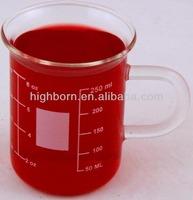 Buy Quartz Glass Beaker With handle in China on Alibaba.com