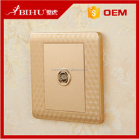 China supplier cheap price tv crt satellite wall socket for sale