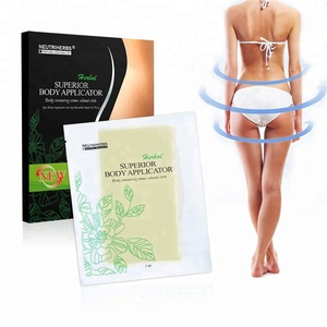 Neutriherbs Hot Sale Weight Loss Tummy Detox Sleeping Slim Patch Herbal Botanical Pad