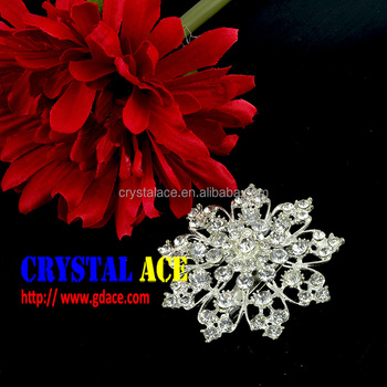 China Wholesale Zinc Alloy Strass Stone Brooches,Alloy Crystal ...