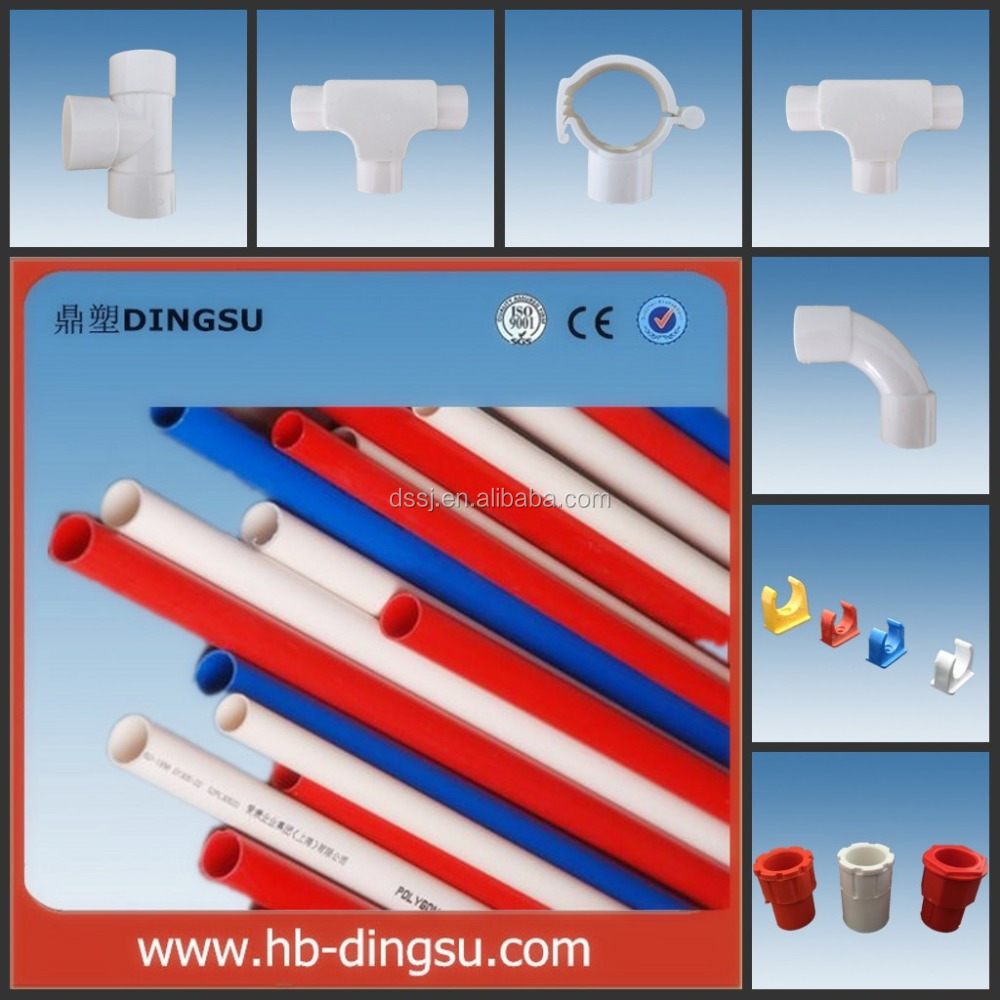 Alibabacom Pvc Electric Conduits And Fittings Asnz2053 Pictures