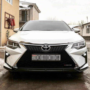 HOT SALE !! HIGH QUALITY MODIFIED RX BODY KIT FRONT BUMPER FOR JAPAN CARS 2012 - 2016