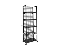 Factory custom metal rack for clothing store