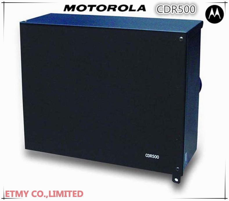 Motorola Cdr500 136- 174mhz Vhf Repeater