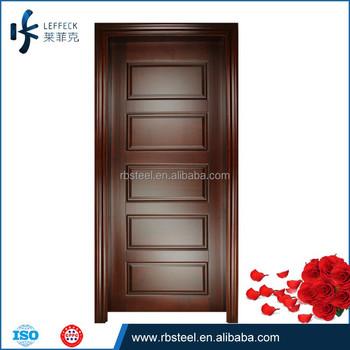 Modern Solid Wood Exterior Door,Exterior Carved Wood Door,Exterior ...