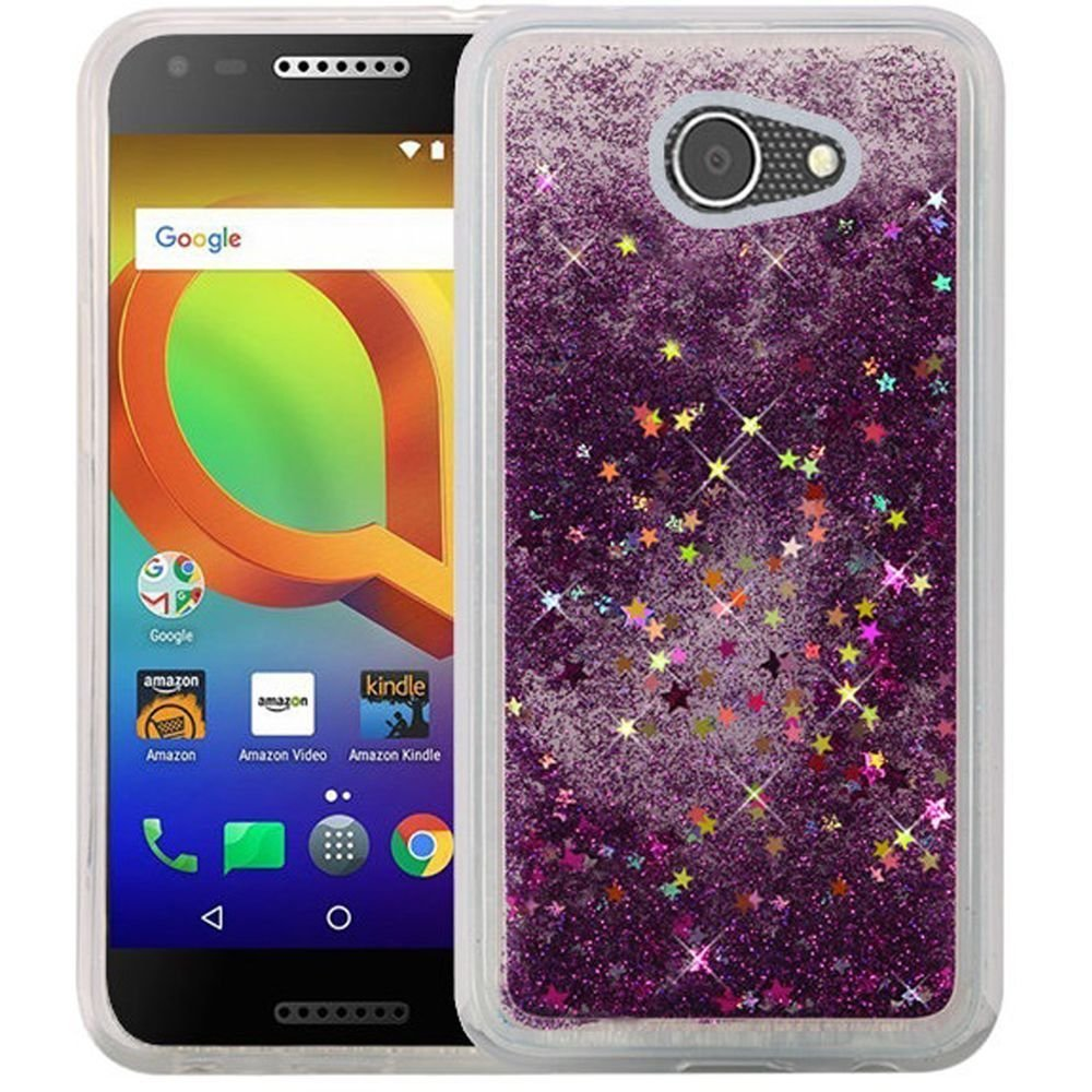 Wholesale good quality cover bling case TPU phone case for Alcatel A30