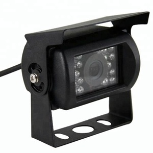 Universal Car Rear View Reversing Camera With LED