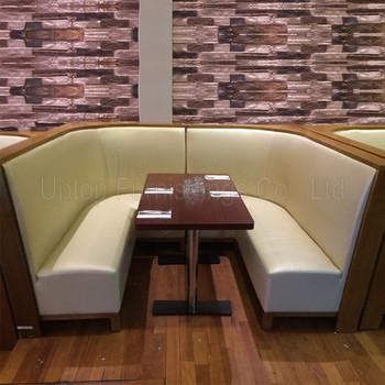 Hedendaags sp-cs335) Nieuw-zeeland Commerciële Houten Hoek Restaurant Tafel KS-73