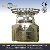 4 Four/Six Color Stripe Striper Knitting Machine
