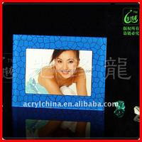 plexiglass decor photo holder plastic picture frame 3r artwork frame wedding picture frame