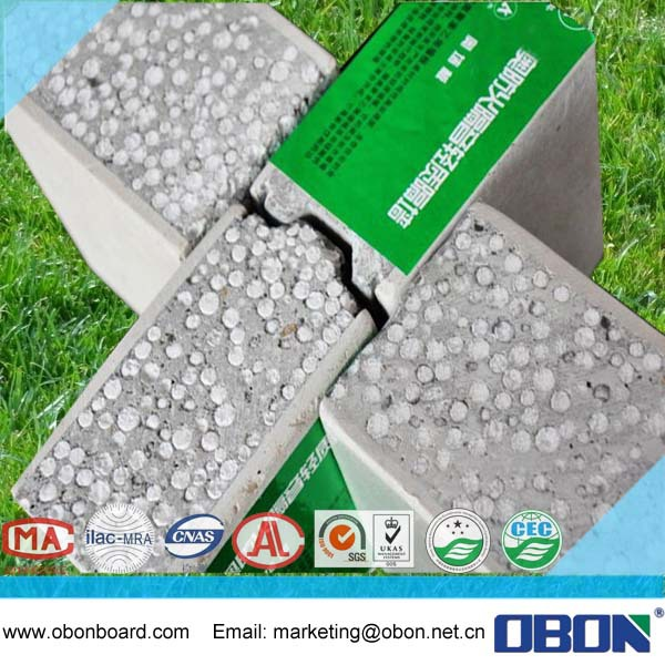 obon cheap honeycomb board retaining wall blocks used office wall partitions for sale
