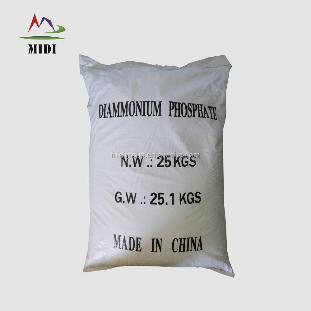 DAP Diammonium Phosphate 64%/ Fertilizer/ 25 50 KG