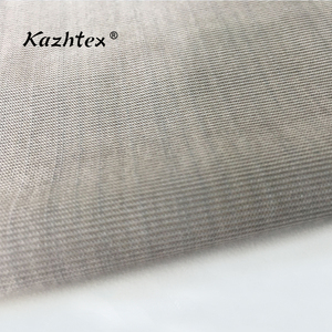 Anti radiation silver fiber conductive fabric