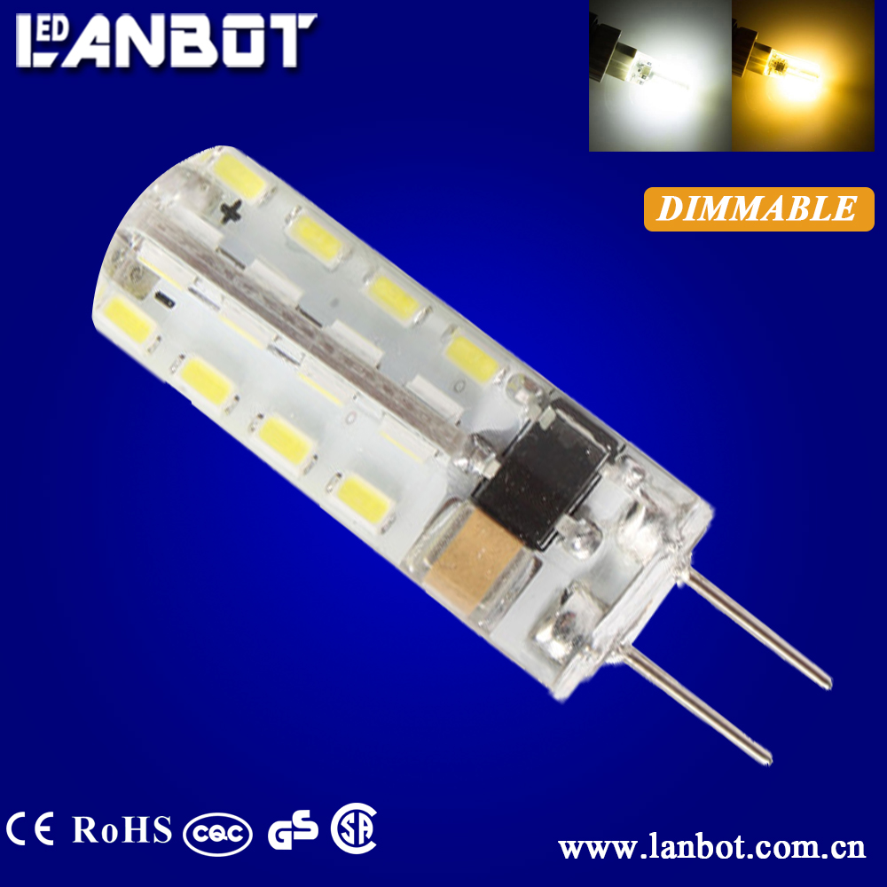Hot sale 12v 0.5w 1w 1.5w 2w 2.5w 3w 3.5w 4w 5w g4 energy saving led light